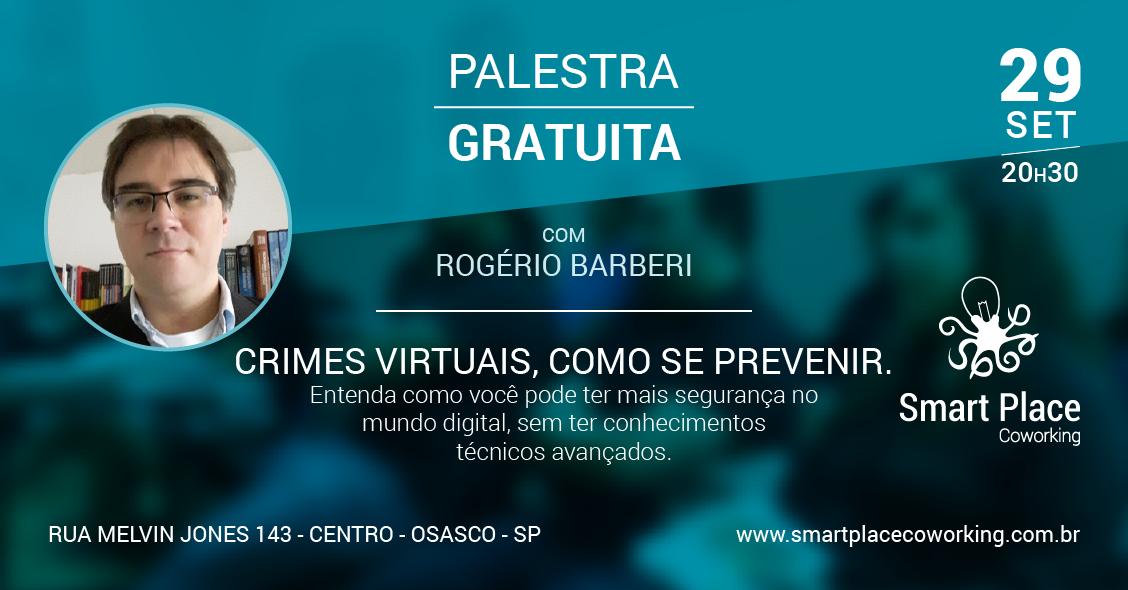 Crimes virtuais, como se prevenir