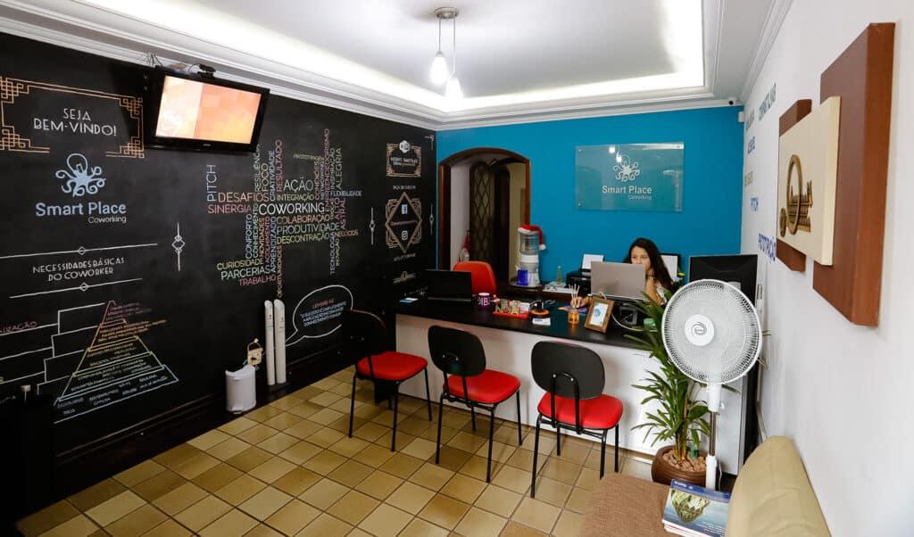 Smart Place recepção