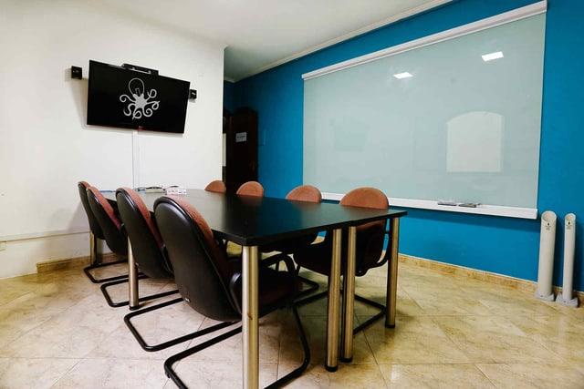Smart Place - Sala de Reunião
