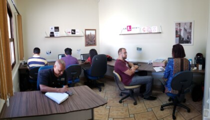 Smart Place Coworking - Rotativo