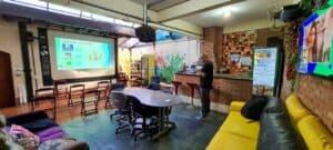 Smart Place Coworking Auditório Lounge Espaço Multiuso