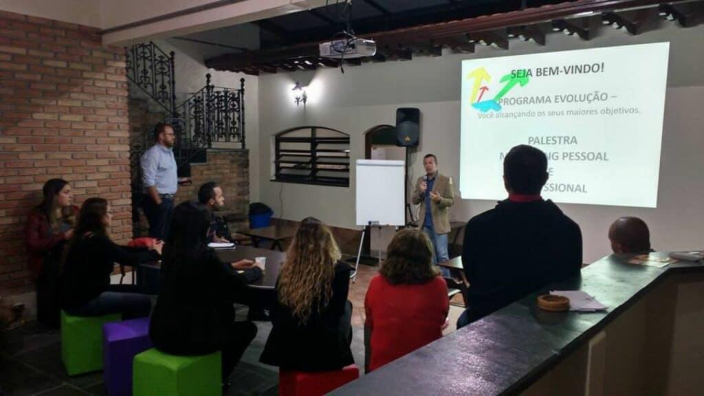 Smart Place Coworking - Audtitório