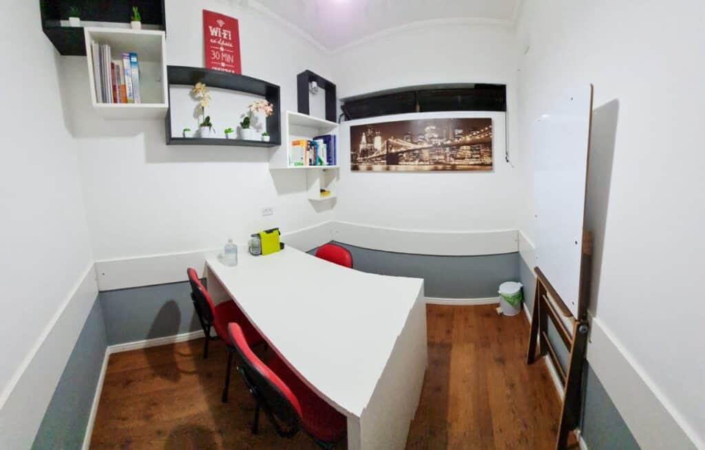 Smart Place Coworking - Sala de atendimento