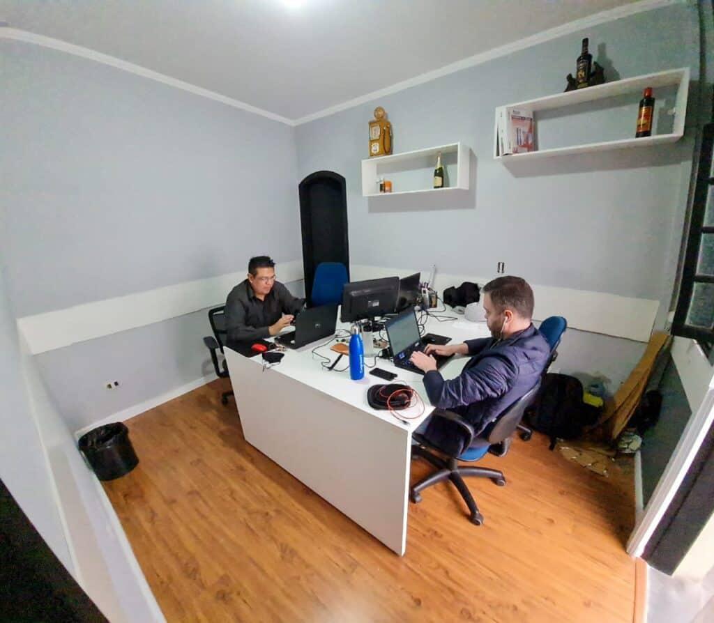 Smart Place Coworking Sala Privativa Espirito de Equipe
